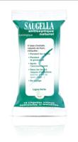 Saugella Antiseptique Lingette Hygiène Intime Paquet/15 à ERSTEIN