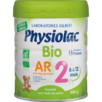 Physiolac Bio Ar 2 à ERSTEIN