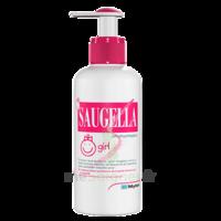 Saugella Girl Savon Liquide Hygiène Intime Fl Pompe/200ml à ERSTEIN