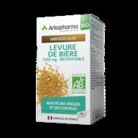 Arkogélules Levure De Bière Revivifiable Bio Gélules Fl/45 à ERSTEIN