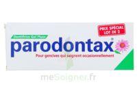 Parodontax Dentifrice Gel Fluor 75ml X2 à ERSTEIN