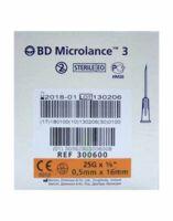Bd Microlance 3, G25 5/8, 0,5 Mm X 16 Mm, Orange  à ERSTEIN