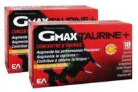 Gmax-taurine+ Solution Buvable 2b/30 Ampoules/2ml à ERSTEIN