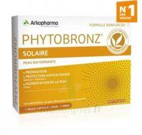 Phytobronz Solaire Caps Tous Types De Peaux 2b/30 à ERSTEIN