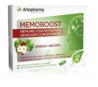 Memoboost Ginkgo + Bacopa Gélules B/30 à ERSTEIN