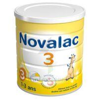 Novalac 3 Lait De Croissance B/800g à ERSTEIN