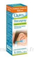 Quies Docuspray Hygiene De L'oreille, Spray 100 Ml à ERSTEIN