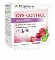 Cys-control 36mg Poudre Orale 20 Sachets/4g à ERSTEIN