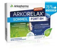 Arkorelax Sommeil Fort 8h Comprimés B/15 à ERSTEIN