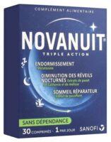 Novanuit Triple Action Comprimés B/30 à ERSTEIN