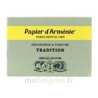 Papier D'arménie Traditionnel Feuille Triple à ERSTEIN