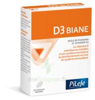 Pileje D3 Biane Capsules 200 Ui - Vitamine D 30 Capsules à ERSTEIN