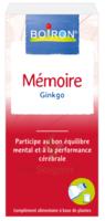 Boiron Mémoire Ginkgo Extraits De Plantes Fl/60ml à ERSTEIN