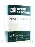 Keops Deodorant Bille Peaux Fragiles Lot De 2 à ERSTEIN