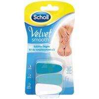 Scholl Velvet Smooth Ongles Sublimes Kit De Remplacement à ERSTEIN