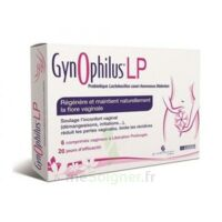 Gynophilus Lp Comprimés Vaginaux B/6 à ERSTEIN