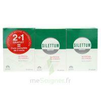 Silettum Nutrition Du Cheveu 60 X2 + 60 Offertes à ERSTEIN