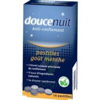 Doucenuit Antironflement Pastilles à La Menthe, Bt 16 à ERSTEIN