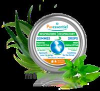 Puressentiel Respiratoire Gommes Menthe-eucalyptus Respiratoire - 45 G à ERSTEIN