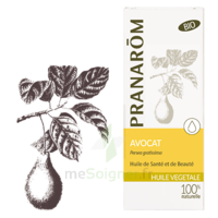 Pranarom Huile Végétale Bio Avocat à ERSTEIN