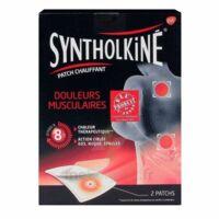 Syntholkine Patch Petit Format, Bt 2 à ERSTEIN