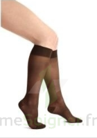 Thuasne Venoflex Secret 2 Chaussette Femme Beige Bronzant T2n à ERSTEIN