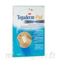 Tegaderm + Pad, 5 Cm X 7 Cm , Bt 10 à ERSTEIN