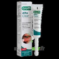 Gum Aftaclear Gel Aphtes Lésions Buccales 10ml à ERSTEIN