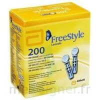 Freestyle Papillon Lancettes B/200 à ERSTEIN