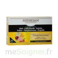 Herbesan Système Immunitaire 30 Ampoules à ERSTEIN