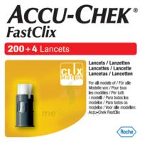 Accu-chek Fastclix Lancettes B/204 à ERSTEIN