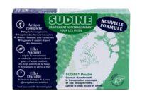 Sudine Poudre - Traitement Anti Transpiration - Boite De 6 Sachets Doubles à ERSTEIN