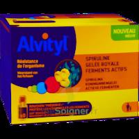 Alvityl Resist Solution Buvable 8 Fioles à ERSTEIN