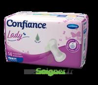 Confiance Lady Protection Anatomique Incontinence 4 Gouttes Sachet/14 à ERSTEIN