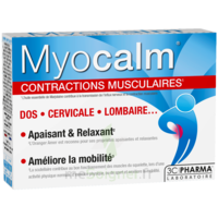 Myocalm Comprimés Contractions Musculaires B/30 à ERSTEIN