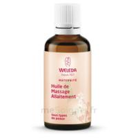 Weleda Huile De Massage Allaitement 50ml à ERSTEIN