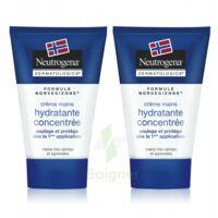 Neutrogena Crème Mains Hydratante Concentrée 2t/50ml à ERSTEIN